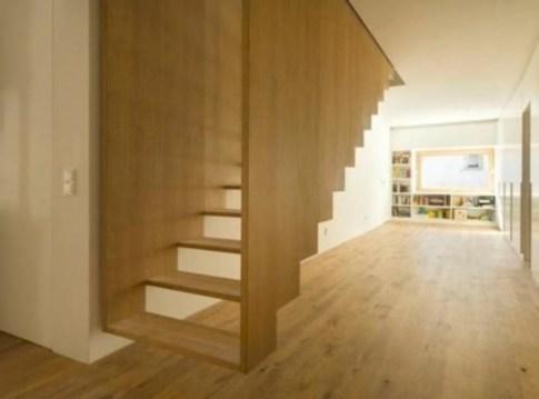 Cool space saving staircase designs ideas 23