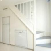 Cool space saving staircase designs ideas 50