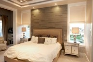 Cozy bedrooms design ideas with brilliant accent walls 06
