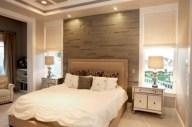 Cozy bedrooms design ideas with brilliant accent walls 06