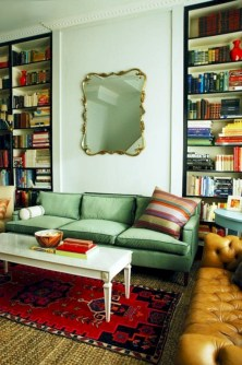Creative living rooms design ideas for your inspiration 04
