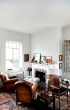 Creative living rooms design ideas for your inspiration 19