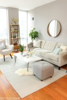 Creative living rooms design ideas for your inspiration 25