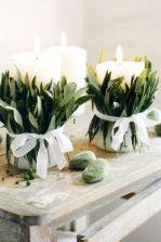 Fabulous christmas decoration ideas using candles 04