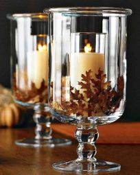 Fabulous christmas decoration ideas using candles 07