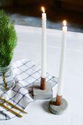 Fabulous christmas decoration ideas using candles 24
