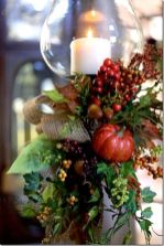 Fabulous christmas decoration ideas using candles 36