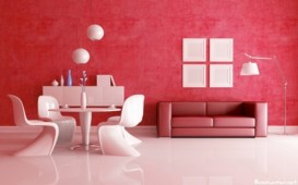 Gorgeous red and white living rooms ideas 10