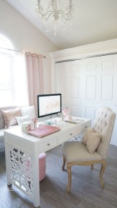 Inspirational home office desks ideas you will totally love 13