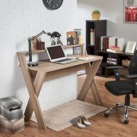 Inspirational home office desks ideas you will totally love 20