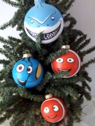 Inspiring christmas decoration ideas suitable for geek 03