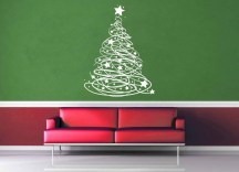 Inspiring christmas decoration ideas suitable for geek 09