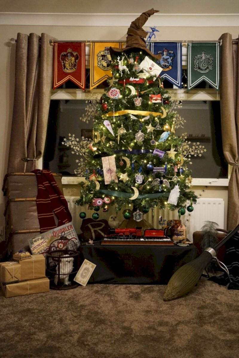 Inspiring christmas decoration ideas suitable for geek 13