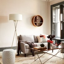 Modern living room wall units ideas with storage inspiration 11