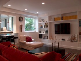 Modern living room wall units ideas with storage inspiration 17