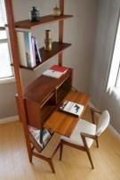 Original mid century modern bookcases ideas you'll love 05