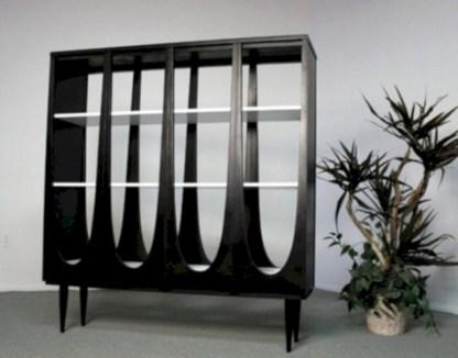 Original mid century modern bookcases ideas you'll love 07