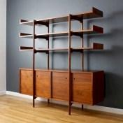Original mid century modern bookcases ideas you'll love 11