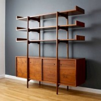 Original mid century modern bookcases ideas you'll love 11