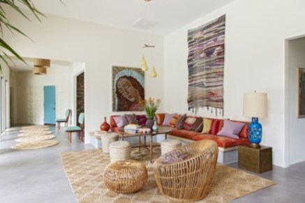Relaxing moroccan living room decoration ideas 05