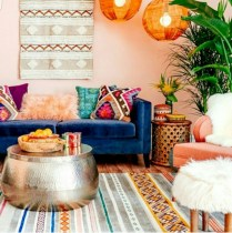 Relaxing moroccan living room decoration ideas 31
