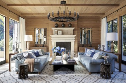 Relaxing moroccan living room decoration ideas 41