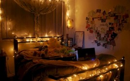 Romantic bedroom lighting ideas you will totally love 18