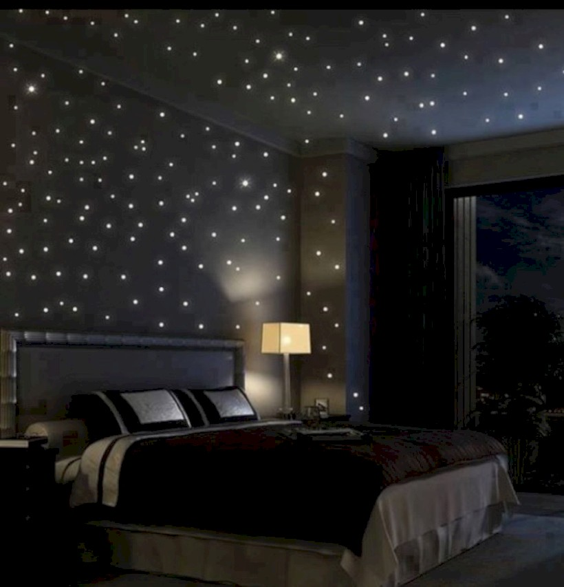 Romantic bedroom lighting ideas you will totally love 24