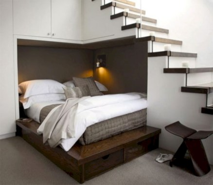 Space saving beds design for your small bedrooms 18