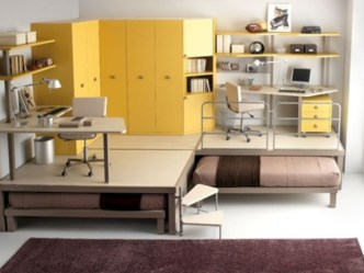 Space saving beds design for your small bedrooms 36