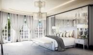 Stunning and elegant bedroom lighting ideas 06