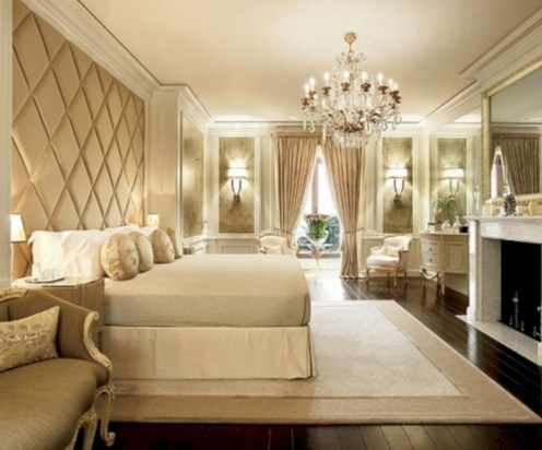 Stunning and elegant bedroom lighting ideas 18