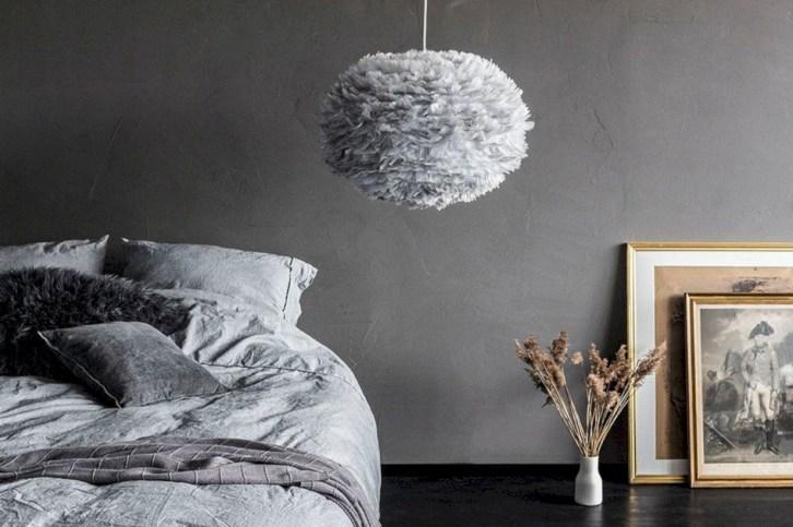 Stunning and elegant bedroom lighting ideas 41