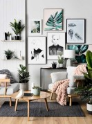 Stunning indoor plants ideas for your living room and bedroom 13