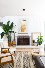 Stunning indoor plants ideas for your living room and bedroom 35