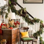Stunning indoor rustic christmas decoration ideas 08