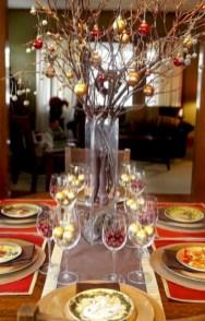 Stunning indoor rustic christmas decoration ideas 15