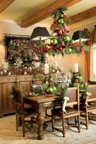 Stunning indoor rustic christmas decoration ideas 17