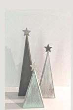 Stylish wood christmas decoration ideas 16