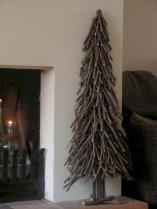 Stylish wood christmas decoration ideas 34