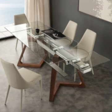 Totally adorable extendable dining tables design ideas 04