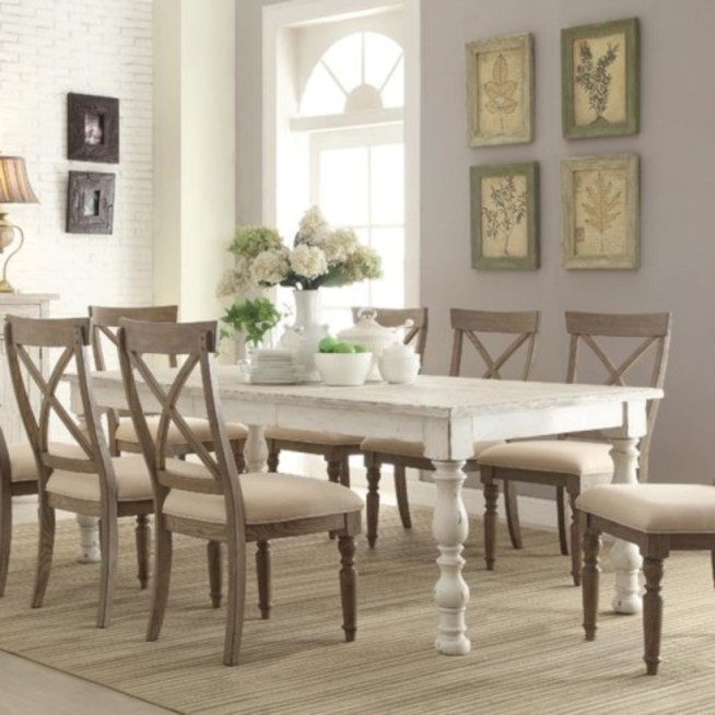 Totally adorable extendable dining tables design ideas 12