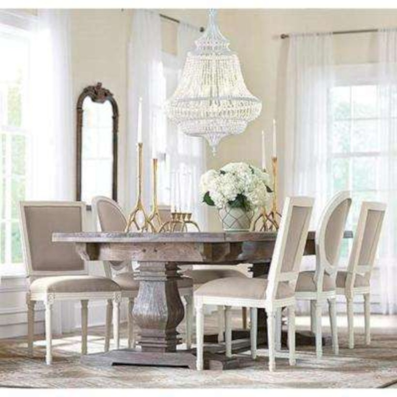 Totally adorable extendable dining tables design ideas 25