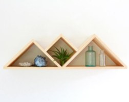 Unique and modern wall shelves beautiful storage ideas 03