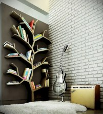 Unique and modern wall shelves beautiful storage ideas 14