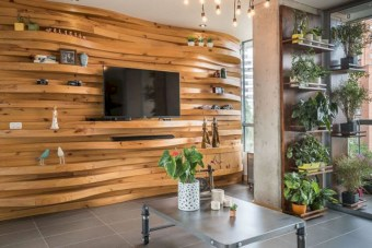 Unique and modern wall shelves beautiful storage ideas 22