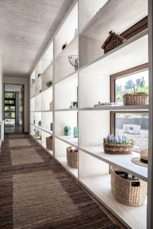 Unique and modern wall shelves beautiful storage ideas 24