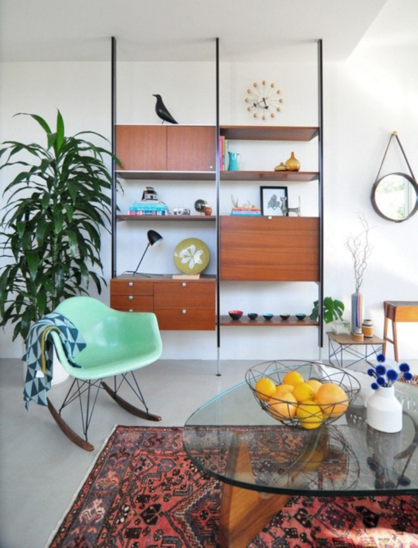 Unique and modern wall shelves beautiful storage ideas 29