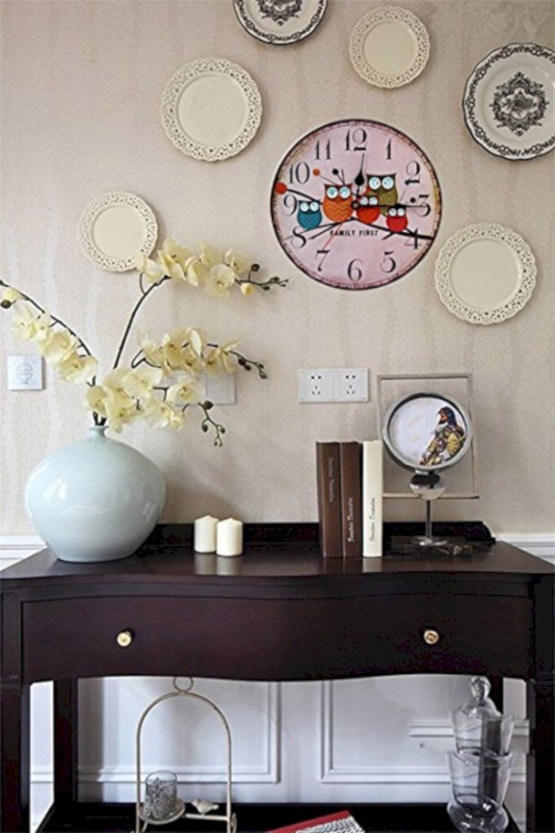 Unique modern style wall clocks inspirations ideas 15