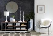 Unique modern style wall clocks inspirations ideas 23